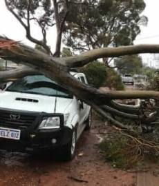 Kalgoorlie in darkness after huge storm – Are you properly covered? Matrix Insurance will help you!