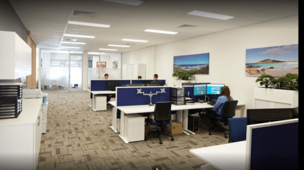 Take a virtual tour of our office!